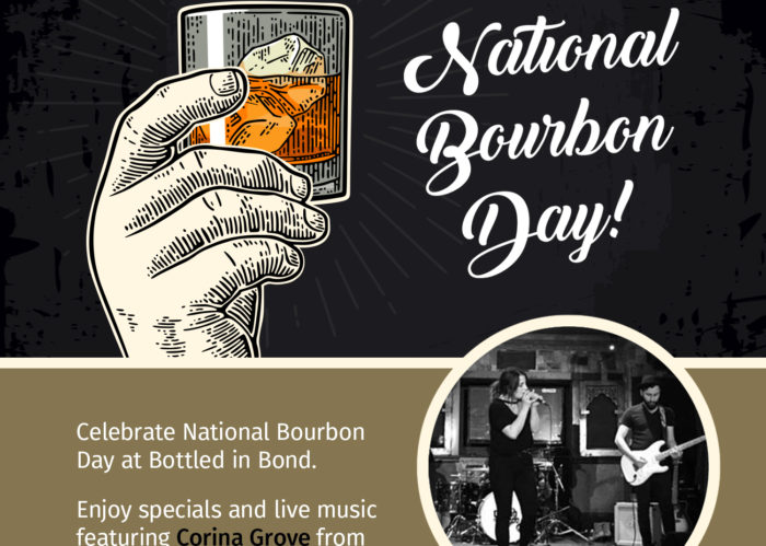 National Bourbon Day at Bottled in Bond in Frisco, Texas
